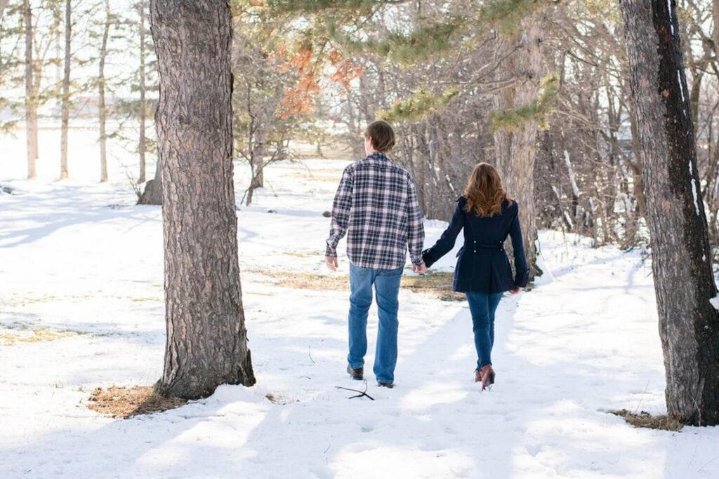 DSC 0055 1024x683 - Emily and Dez - Fargo Engagement
