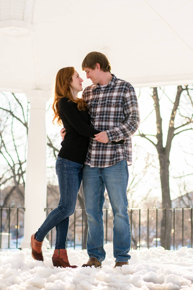 fargo engagement - What To Wear For Engagement Pictures