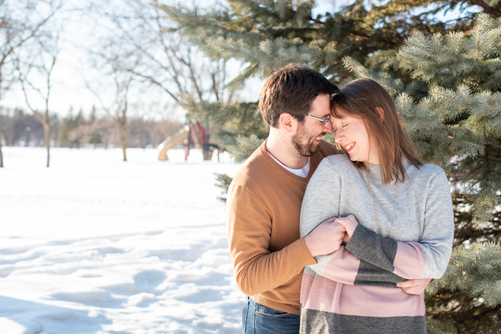 DSC 2082 - Emma and Chris - North Dakota Engagement