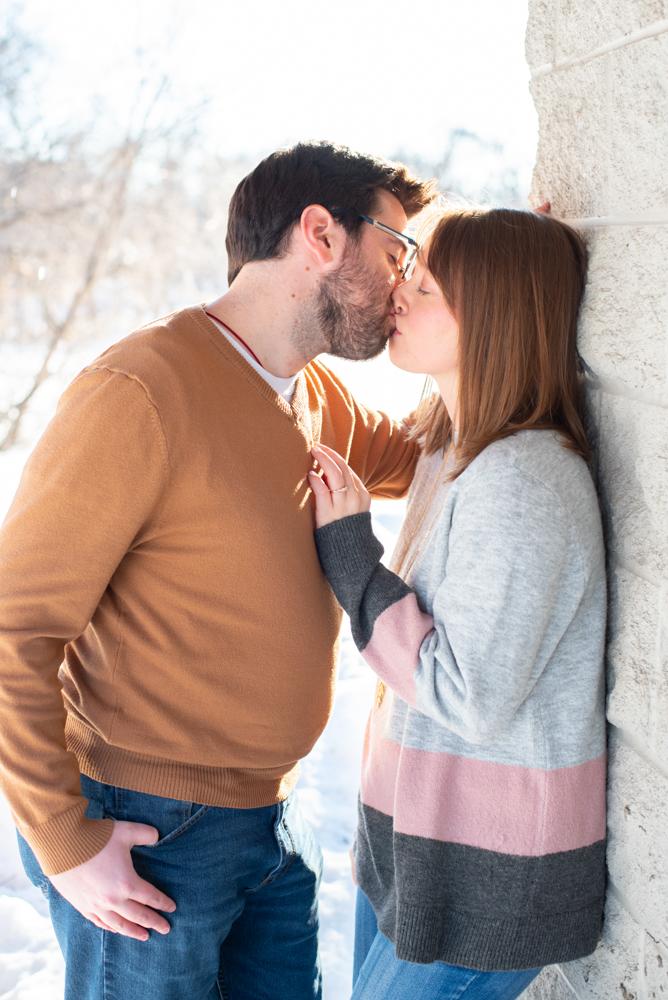 DSC 2111 - Emma and Chris - North Dakota Engagement