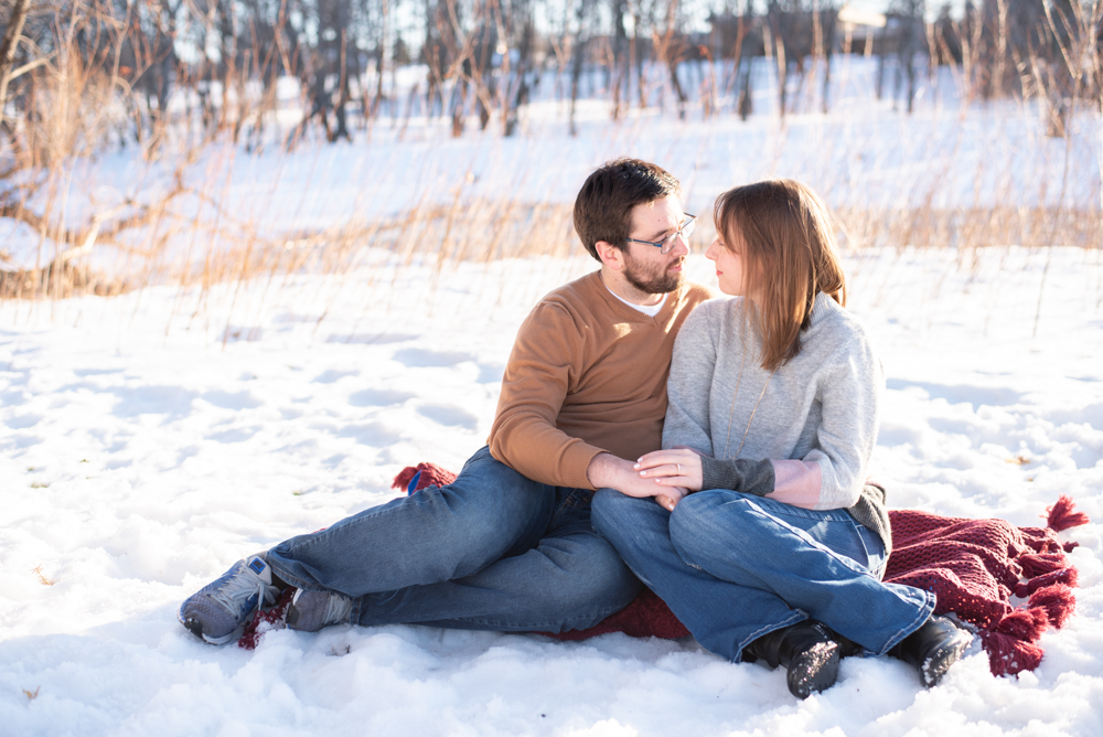 DSC 2448 - Emma and Chris - North Dakota Engagement