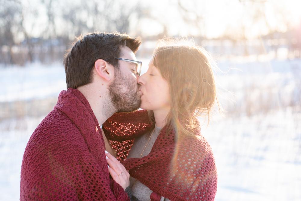 DSC 2788 - Emma and Chris - North Dakota Engagement