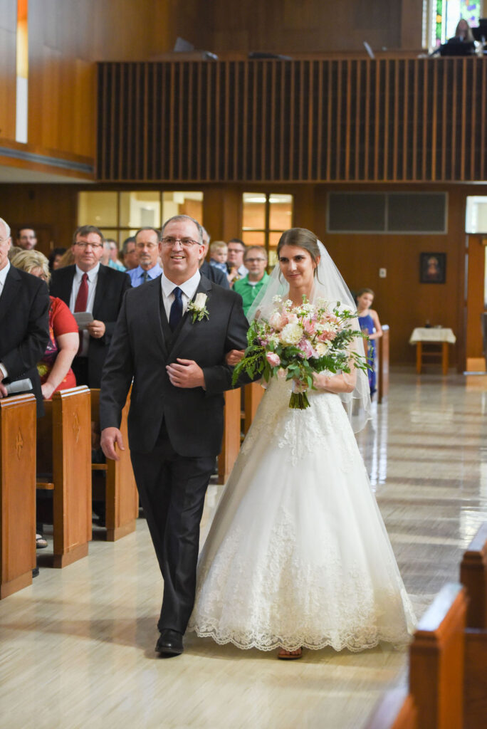 DSC 3723 684x1024 - Kenny and Bethany - Catholic Bismarck Wedding