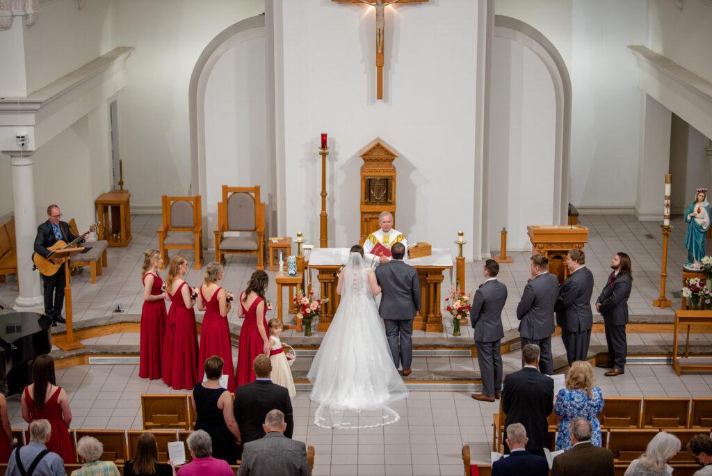DSC 1064 1024x684 - Charles and Etta's Wedding Day
