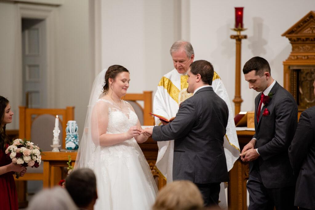 DSC 1149 1024x684 - Charles and Etta's Wedding Day