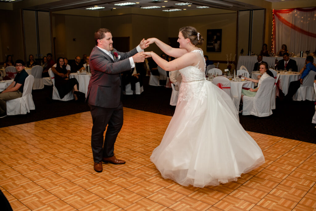 DSC 2545 1024x684 - Charles and Etta's Wedding Day