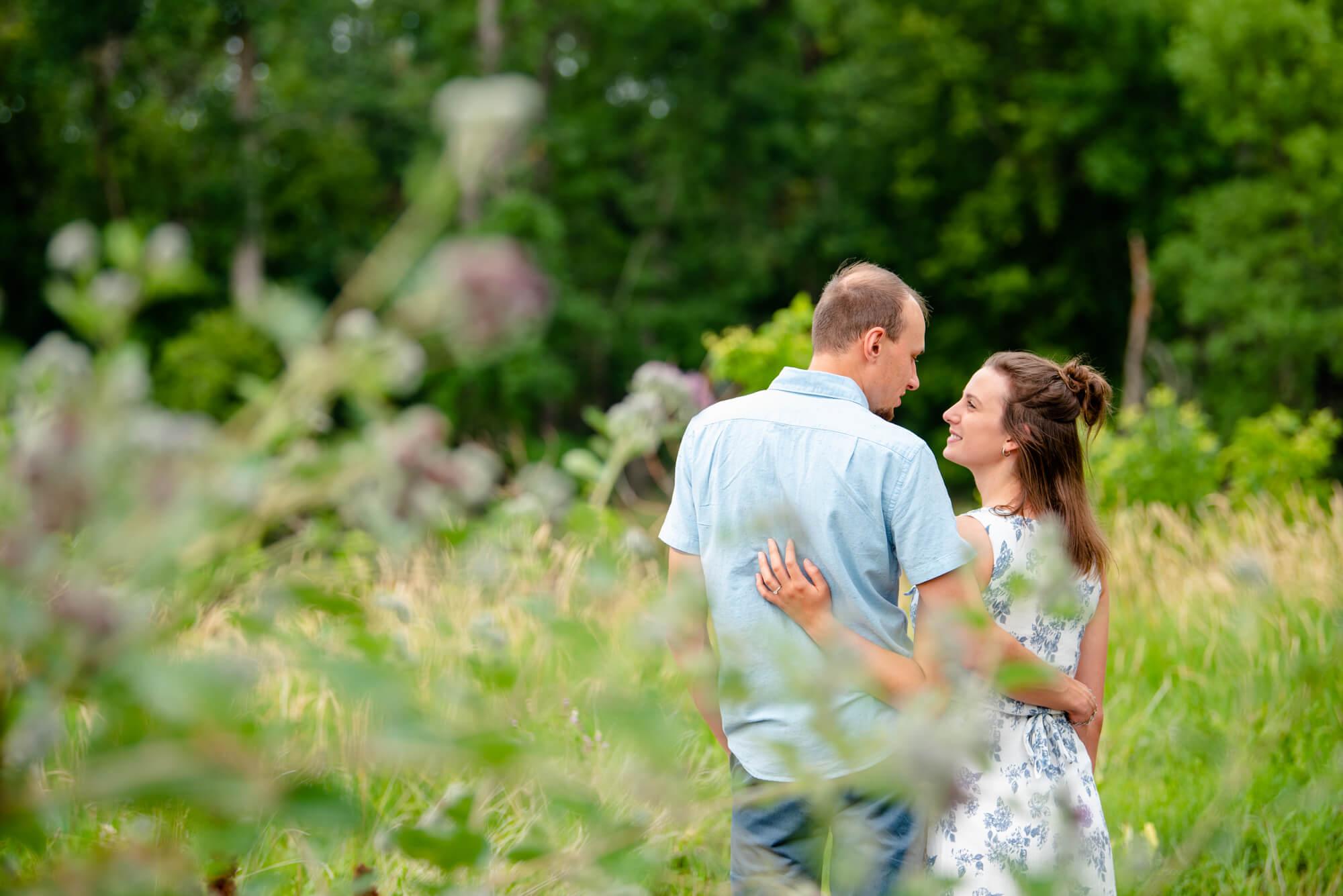 DSC 4772 - John and Faith's Engagement   Fargo, North Dakota