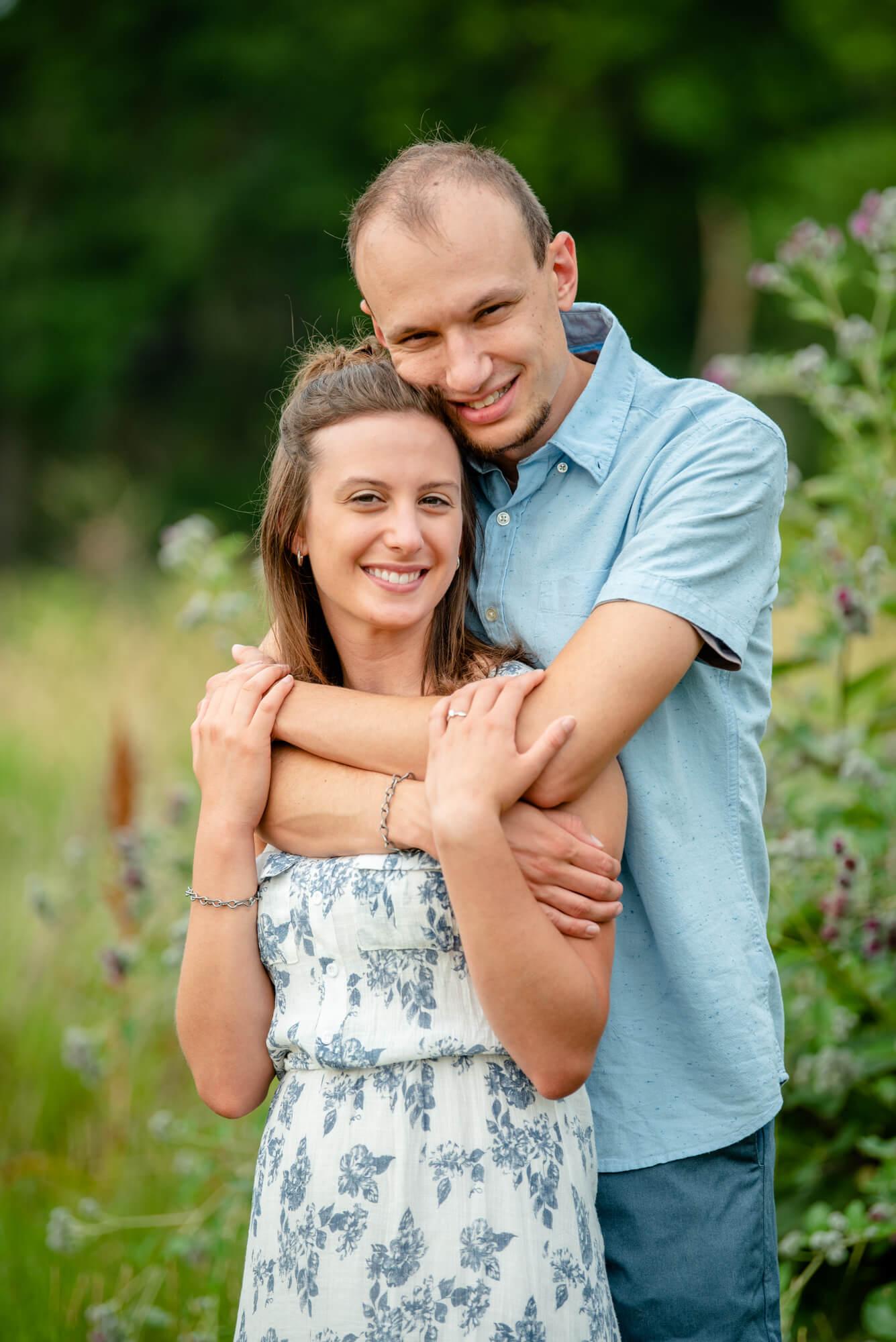 DSC 4797 - John and Faith's Engagement   Fargo, North Dakota