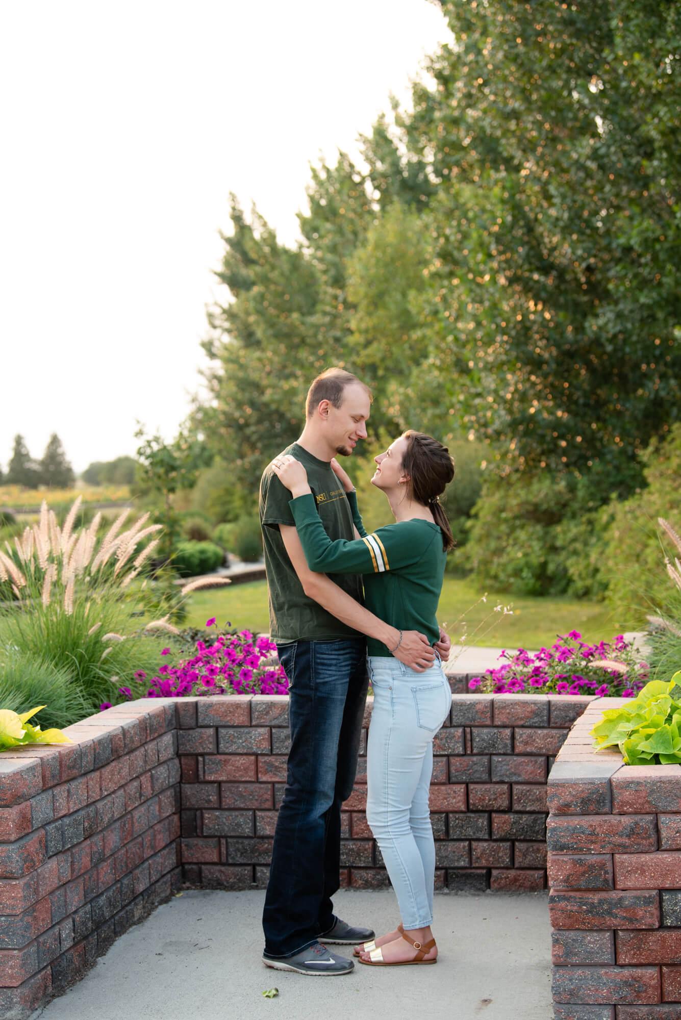 DSC 5103 - John and Faith's Engagement   Fargo, North Dakota