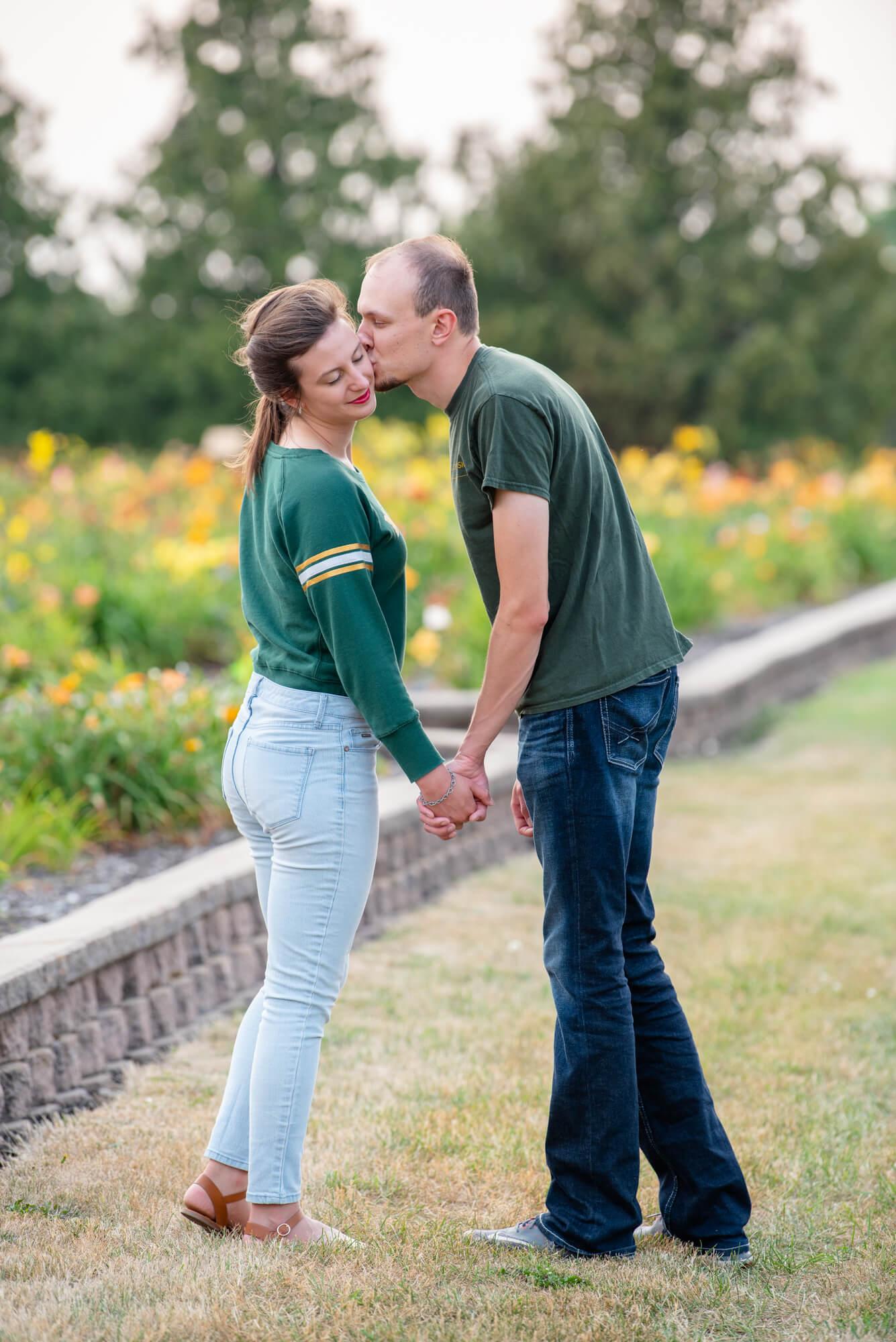 DSC 5155 - John and Faith's Engagement   Fargo, North Dakota