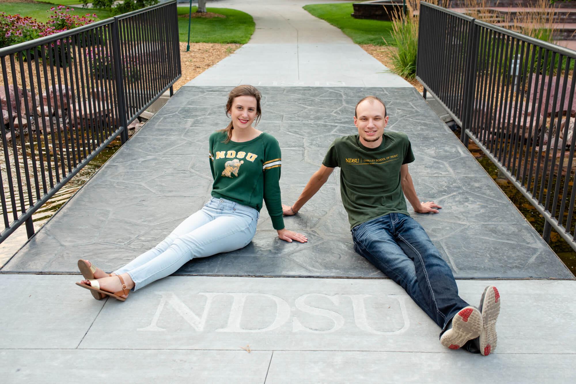 DSC 5215 - John and Faith's Engagement   Fargo, North Dakota