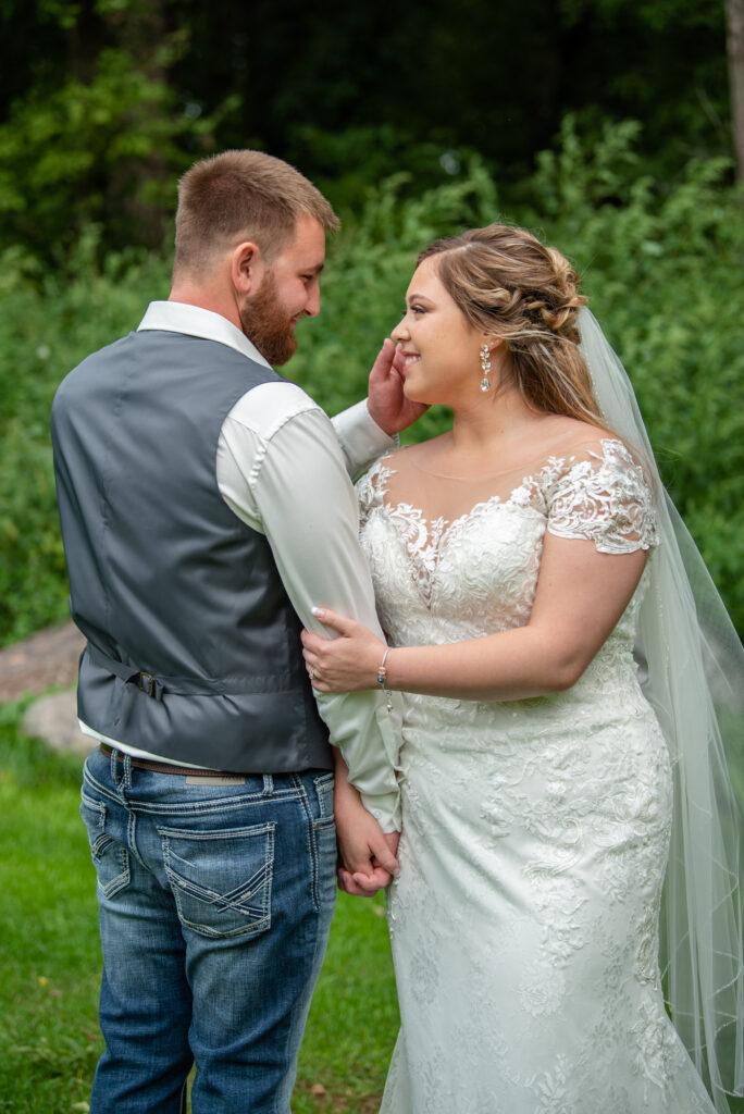 DSC 6815 684x1024 - Tony and Kaitlyn - Milt's Barn Wedding