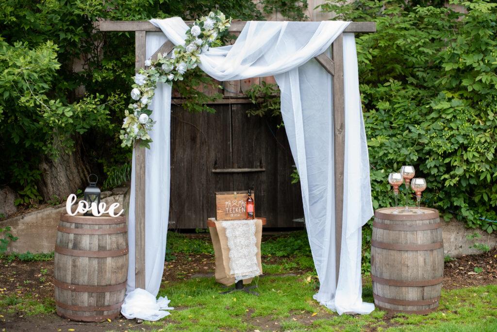 DSC 7120 1024x684 - Tony and Kaitlyn - Milt's Barn Wedding