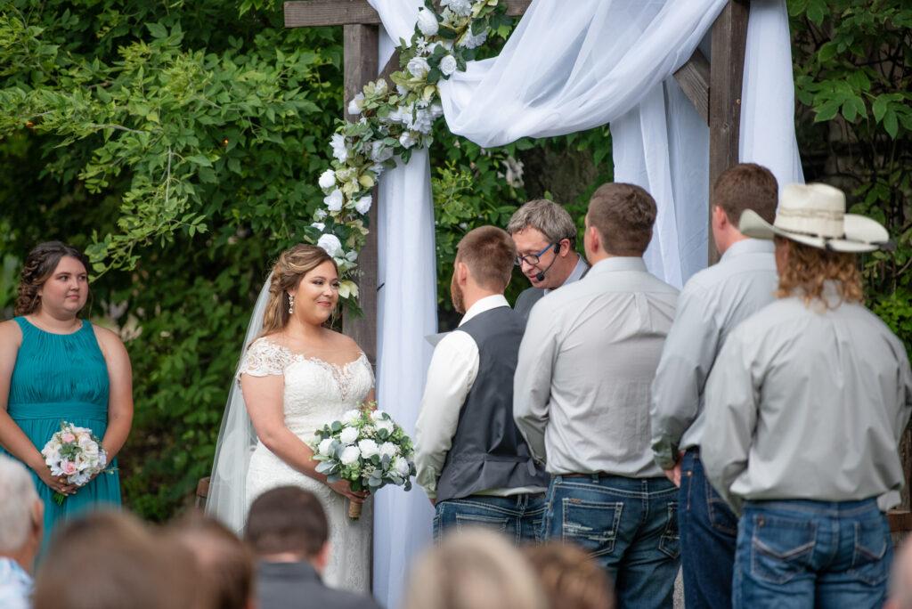 DSC 7273 1024x684 - Tony and Kaitlyn - Milt's Barn Wedding