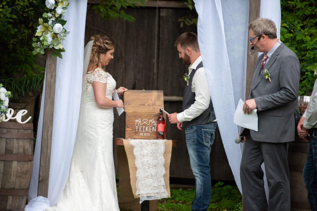 DSC 7322 1024x684 - Tony and Kaitlyn - Milt's Barn Wedding