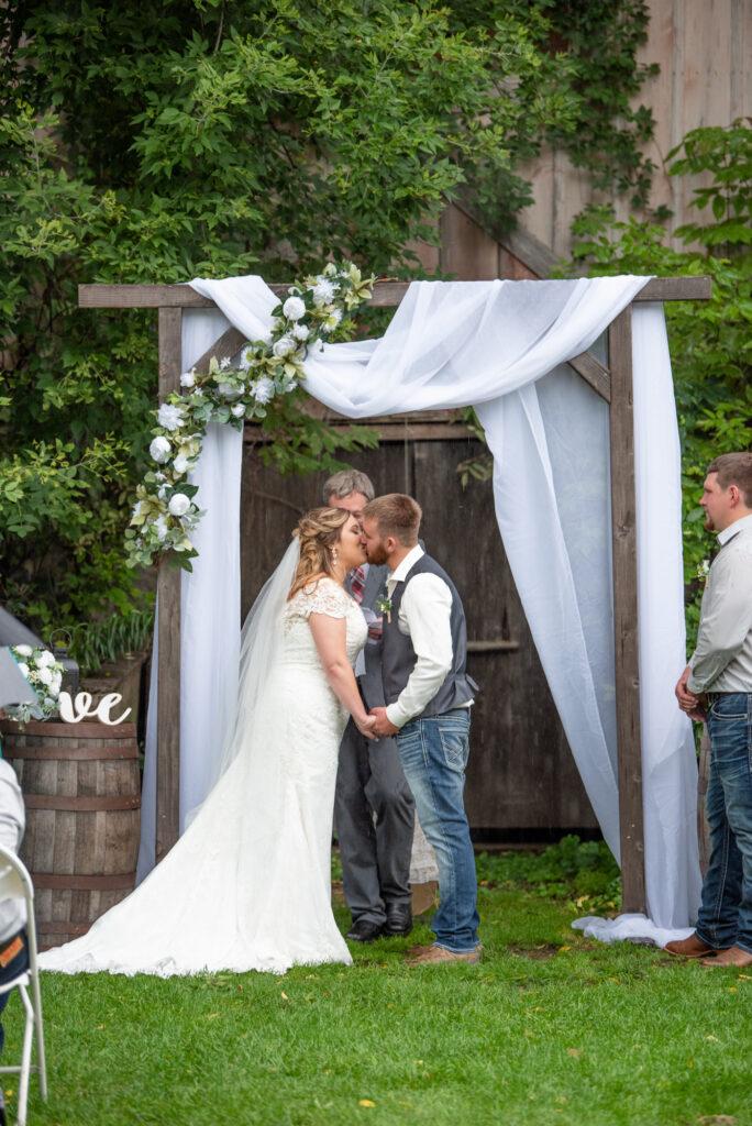 DSC 7332 684x1024 - Tony and Kaitlyn - Milt's Barn Wedding