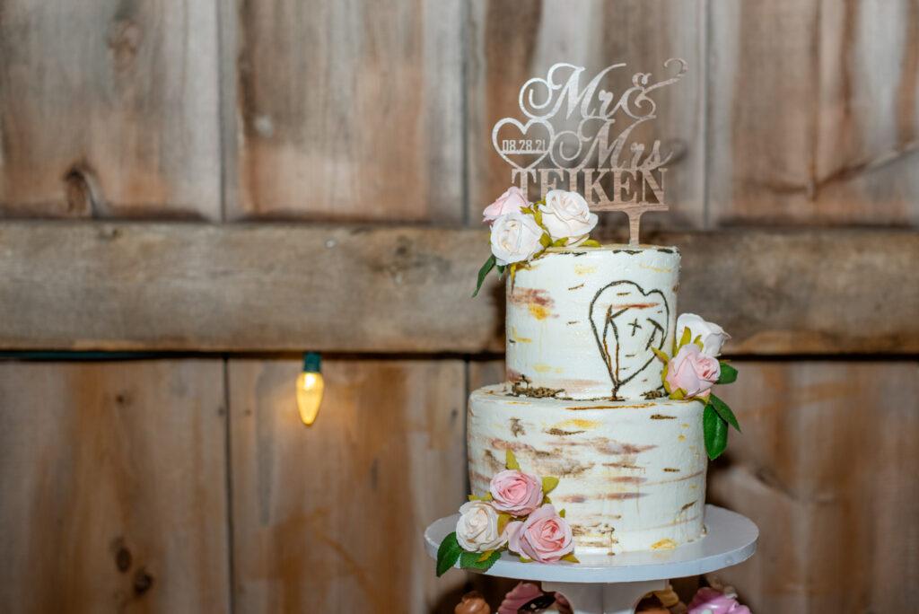 DSC 7359 1024x684 - Tony and Kaitlyn - Milt's Barn Wedding