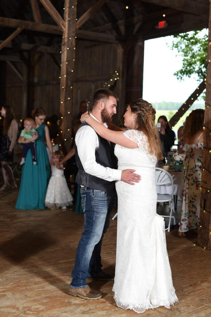 DSC 7796 684x1024 - Tony and Kaitlyn - Milt's Barn Wedding