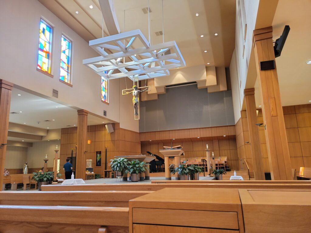 St Josephs Church Moorhead 1024x768 - Catholic Churches in Fargo